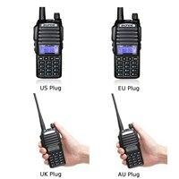 baofeng uv שתי דרך רדיו UHF VHF Dual-Band Ham משדר חלקי סט קיט לקבלה Baofeng UV-82 (3)