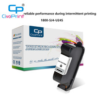 Civoprint compatible for 1800 SJ4 U24S MegaStar 24S Long decap time, reliable performance during intermittent printing