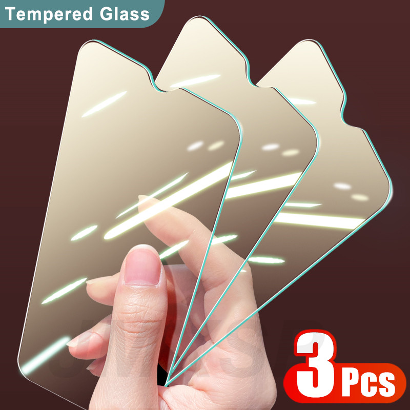3Pcs Protective Glass For Xiaomi Redmi 8 8A 7 7A 6A 5A 5 Plus 4X 4A Tempered Glass For Redmi 6 K30 Pro 9 9A 9C S2 K20 K30i Glass
