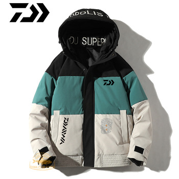 Daiwa Winter Down Parkas Men - Fishing A-Z