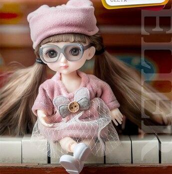 Кукла шарнирная 16 см. 4