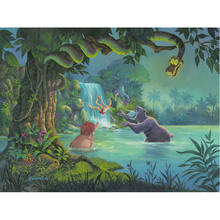 Cartoon landscape Diamond Painting Cross Stitch Full Square Rhinestones 5D DIY Diamond Embroidery 5D Mosaic paint with picture(China)