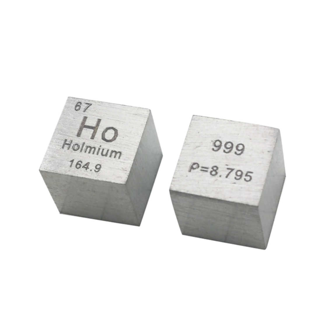 10X10X10 мм проволочный металлический кубик Holmium редкоземельные элементы кубик, таблица элементов кубика (Ho≥99. 9%) для исследований