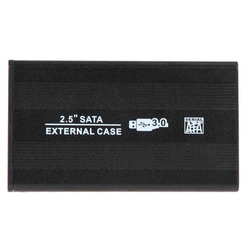 Case Enclosure Hard-Disk-Drive External-Case SATA Usb-3.0 HDD Box High-Quality