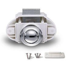 Mini Push Button Camper Car Diameter 26mm Lock RV Caravan Boat Drawer Latch Locks For Furniture Hardware