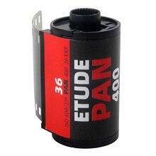 135 35mm 400 ISO 36 EXP n/B Film noir et blanc négatif