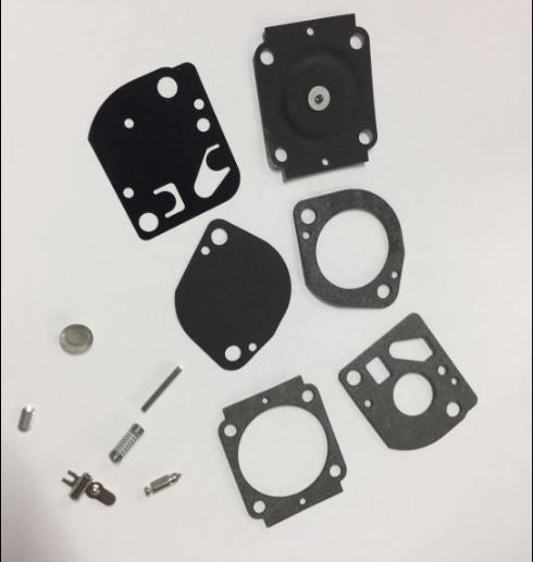 BR500 CARB REPAIR KIT FOR STIHL BR550 BR600 BLOWER ZAMA CARBURETOR DIAPHRAGMS GASKETS SPRINGS NEEDLE REBUILD OVERHAULT S1Q-S183