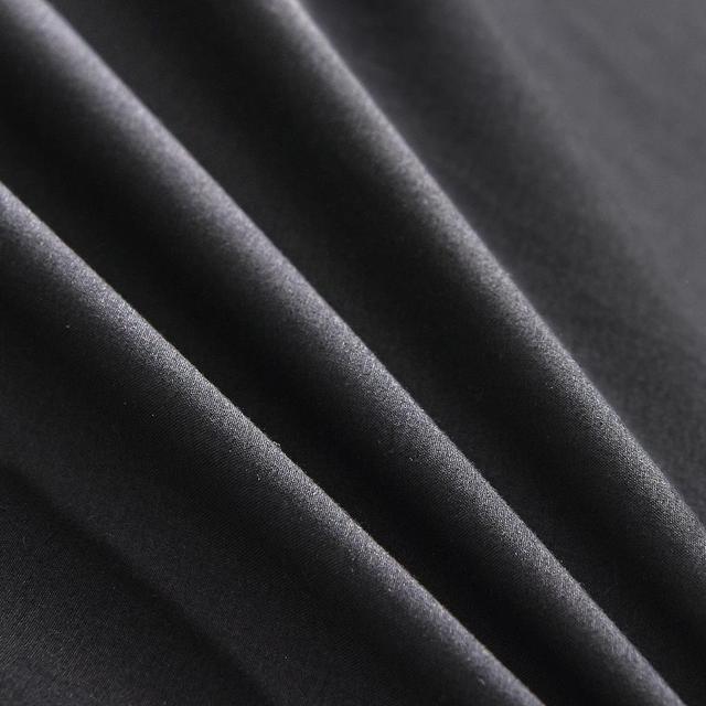 Pure Bedding Sets Black 3