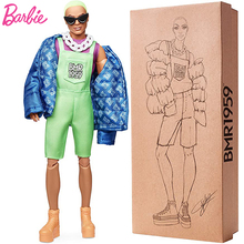 Fashion Original Barbie Doll Ken Doll Toys for Girls Ken Clothes for Doll Ken Doll Clothes BMR1959 Fashionistas Gift
