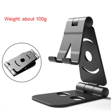 Universal Mobile Phone Holder Folding Stand Desk for Charging Cradle Mount OUJ99