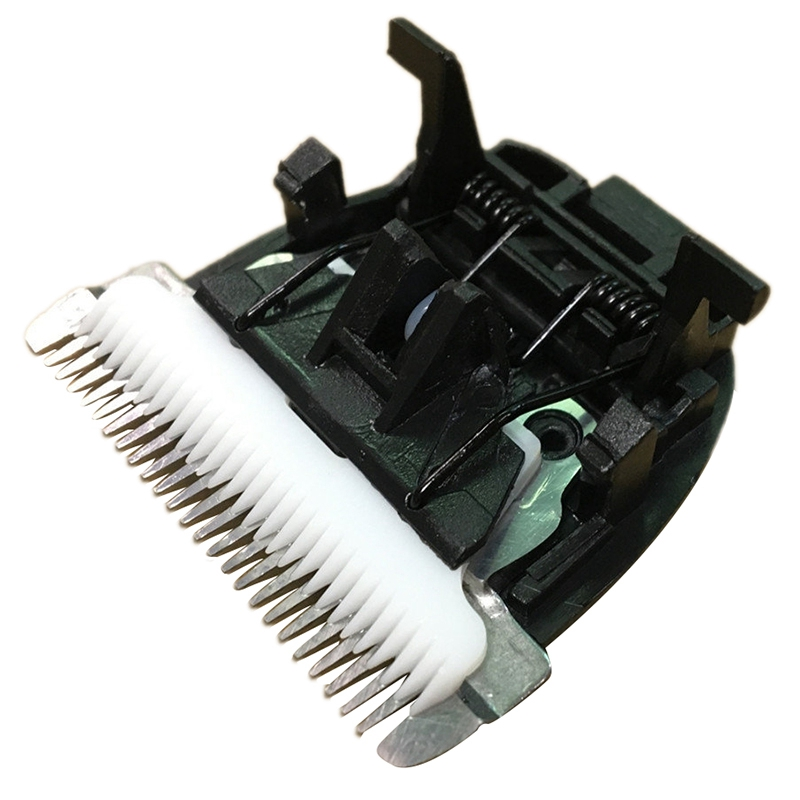 CP8000 Dog Hair Trimmer Blade Head Pet Hair Clipper Ceramic Replacement Knife For CP-8000 7800 8100 3100 3180 Car Mower Cutter