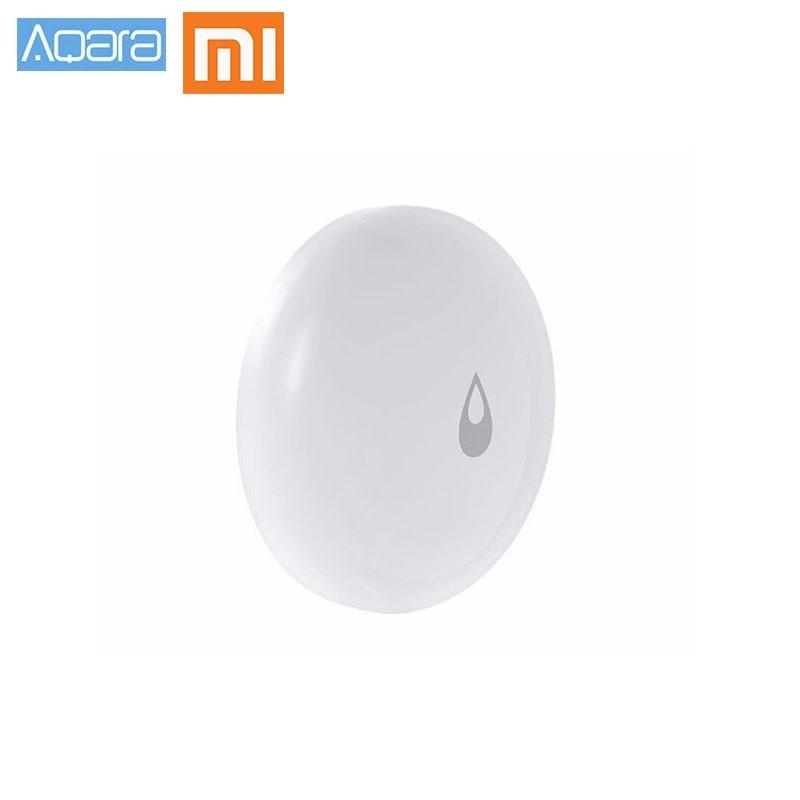 Original Xiaomi Mijia Aqara Water Immersing Sensor Flood Water Leak Detector For Home Remote Alarm Security Soaking Sensor