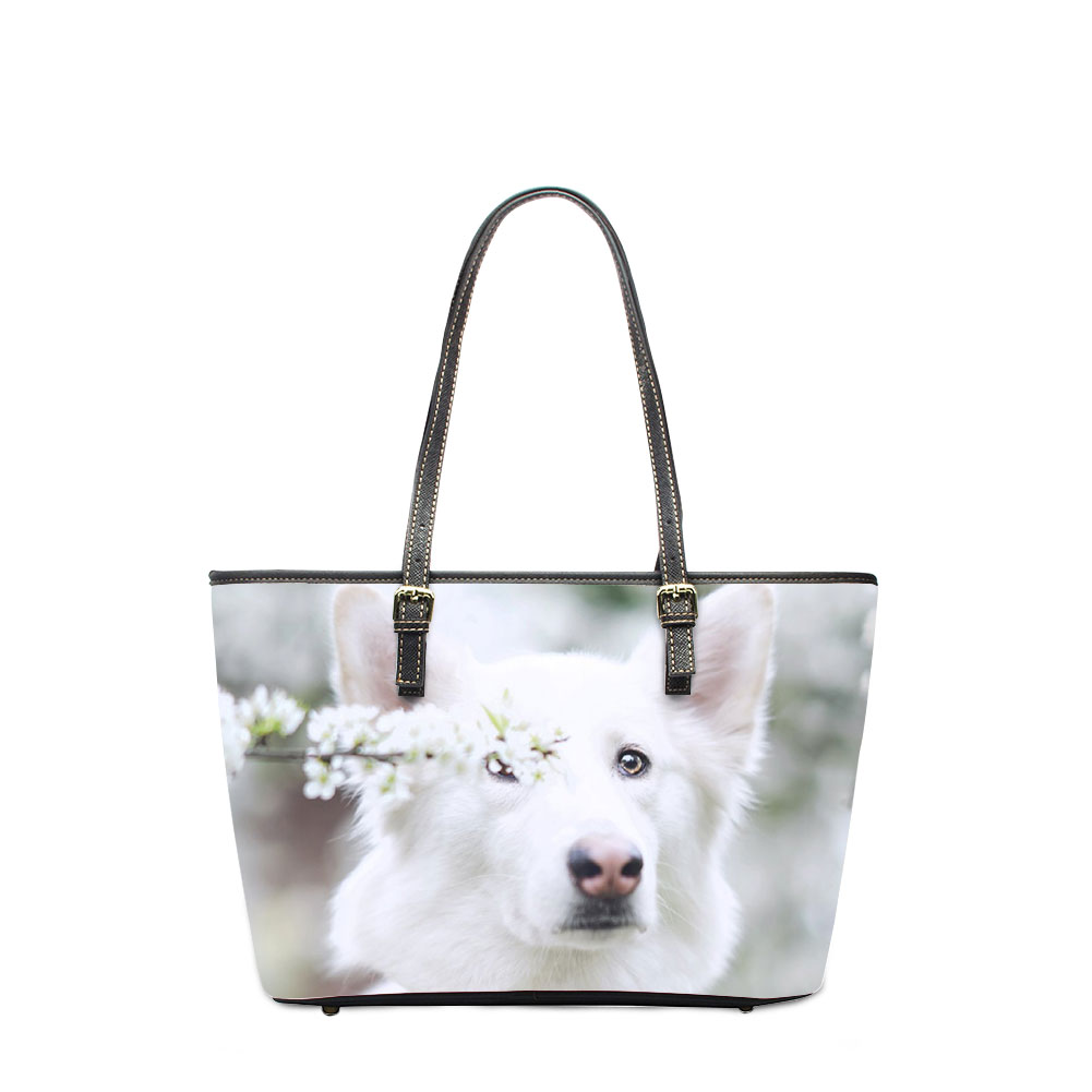 Samoyed Boys and Girls 6-13 Years Old Cute and Interesting School Bags