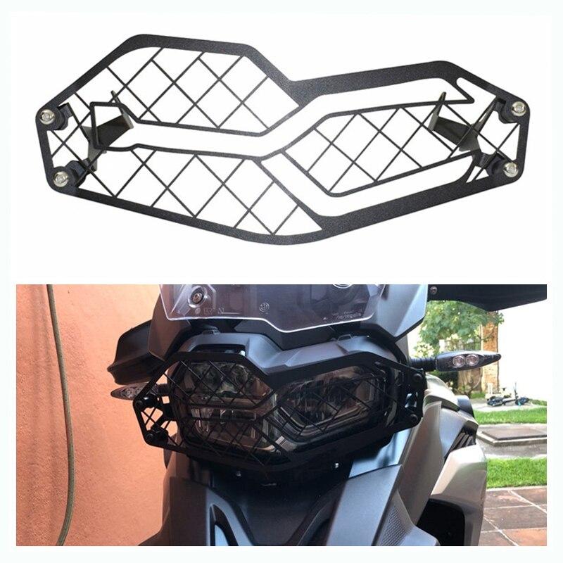 Мотоцикл для BMW F750GS F850GS F750 F850 GS 2018 2019 2020 головной светильник решетка головная лампа светильник решетка Чехол протектор
