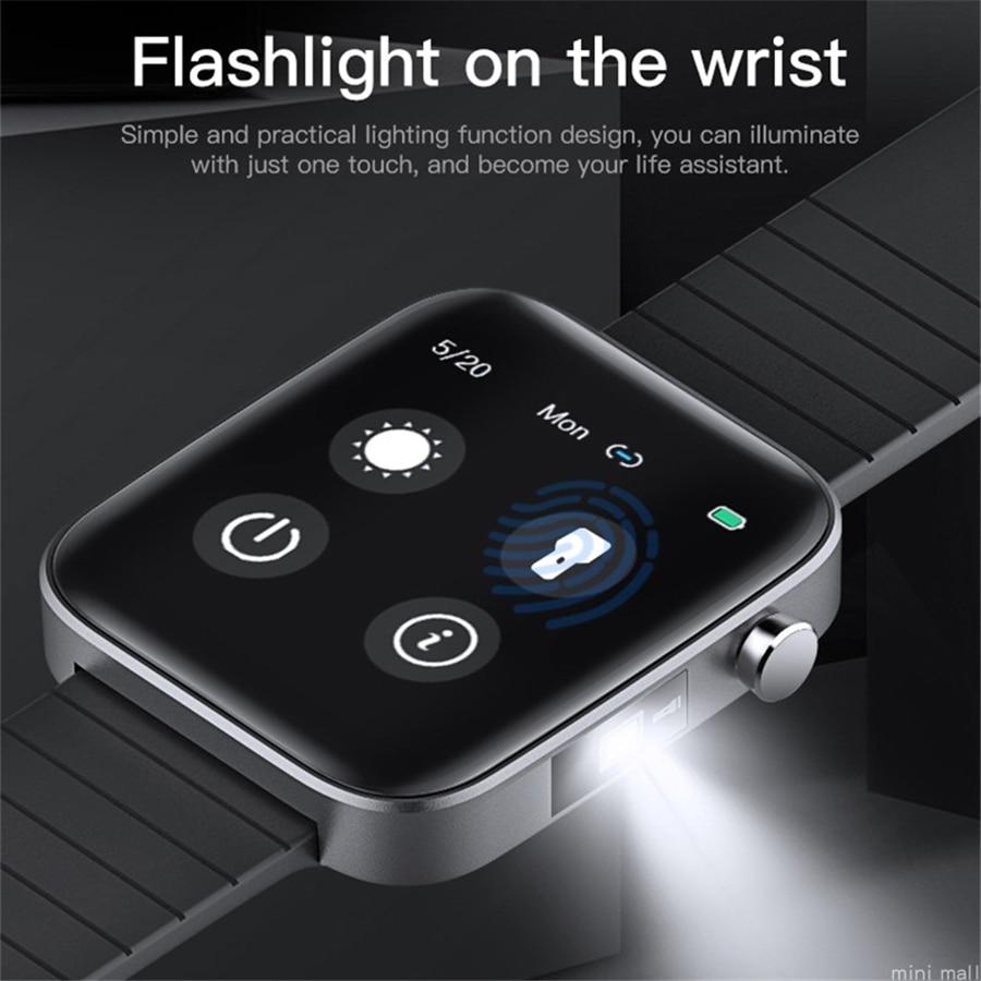 cheapest 2020 Smart Watch Men Women Bluetooth Call Full Touch Screen Smartwatch Heart Rate Blood Oxygen Monitor Fitness Tracker Watches