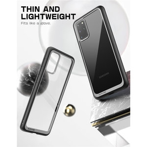 Image 2 - For Samsung Galaxy S20 Plus Case / S20 Plus 5G Case (2020) SUPCASE UB Style Premium Hybrid TPU Bumper Protective Clear PC Cover