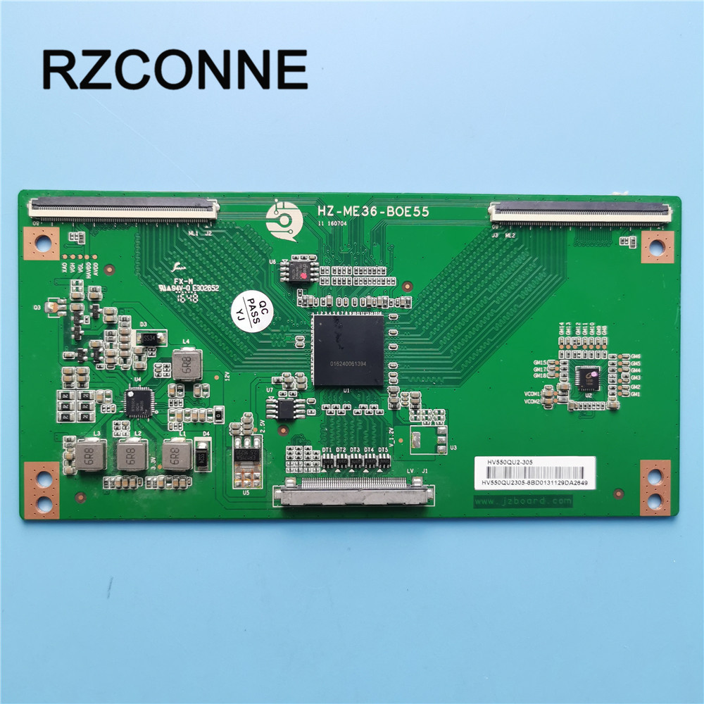 T-con Board For HV490QUB-B05 HV550QU2-305 Logic Board HZ-ME36-BOE55 4K To2K