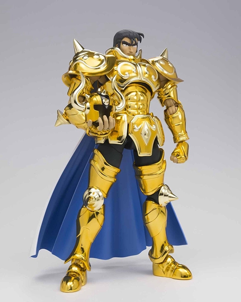 Restock MC MODEL SAINT SEIYA Gold CLOTH MYTH EX Taurus Aldebaran Action Figure Cavaleiros Do Zodiaco W20