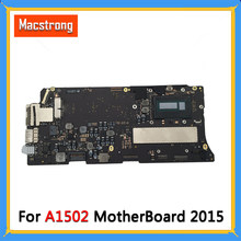 "Getest A1502 Logic Board 2.7 Ghz/2.9 Ghz 8 Gb I7 3.1 Ghz 16 Gb Voor Macbook Pro Retina 13 ""A1502 Moederbord 820-4924-A 2015 Jaar(China)"