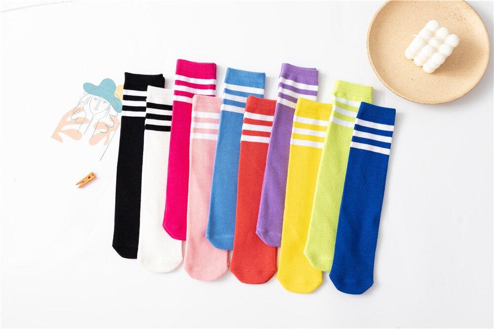 Детские хлопковые носки из мягкой ткани повседневные носки для школы носки для мальчиков и девочек детские гольфы Kawaii подарок для вашего ма...
