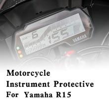 For Yamaha R15 V3 2017-2020 YZF r15 v3 R15 V3.0 Motorcycle Accessories Speedometer Dashboard screen Instrument Protection подвесная люстра nowodvorski workshop 9631