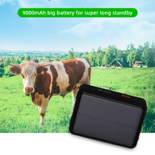 Gps-Tracker Boat Voice-Monitor Remote-Control Horse Cow Car Waterproof 4G for SOS Led-Light