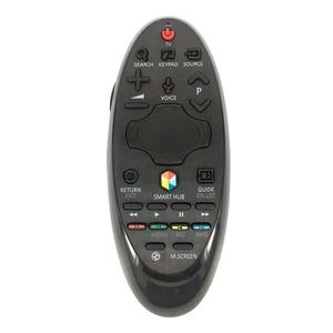 Image 2 - חדש החלפת YY M601 מגע קול Bluetooth שלט רחוק עבור סמסונג חכם טלוויזיה להחליף BN59 01184D BN59 01185B