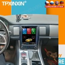 Für Jaguar XF 2004 2015 Android 10,0 128G Stereo receiver Auto Multimedia Stereo Player Steuergerät Audio Radio GPS navigtion