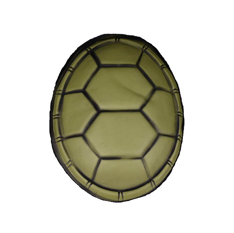 Halloween Carnival Supplies Tortoise Shell Props Teenage Mutant Ninja Turtles COS Dressing Up Props Funny Trick Toys