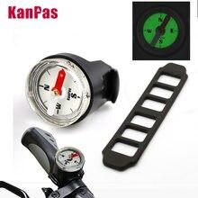 Велосипедный компас kanpas велосипедный и мотоциклетный на руль