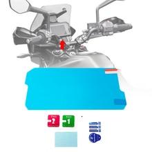 Für 390 790 Abenteuer 2019 2020 Motorrad Instrument Cluster Scratch Cluster Schutz Film Tacho Screen Protector