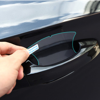 2020 new Car door handle protection Stickers for BMW E34 F10 F20 E92 E38 E91 E53 E70 X5 M M3 E46 E39 E38 E90 image