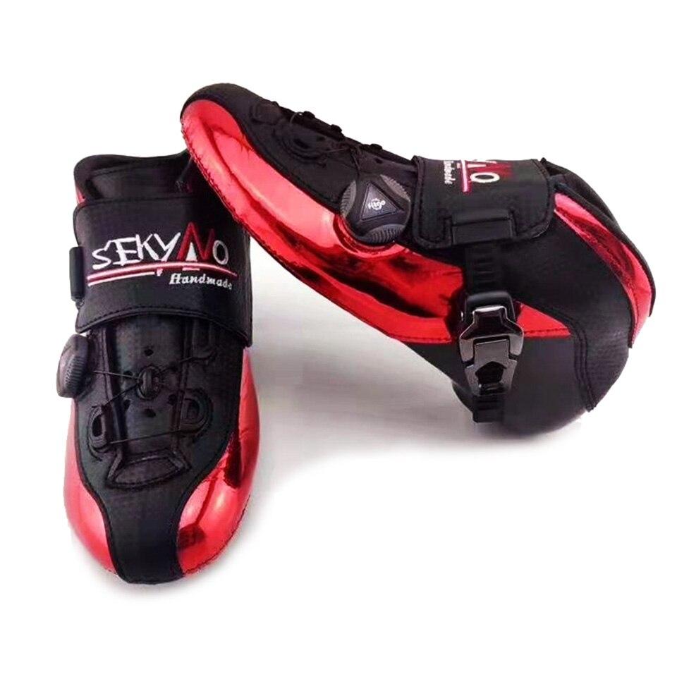 YF YOUFU Inline Schaatsen Volwassen Roller skate schoenen Illuminating Wielen 76W Zwart Wit - 2