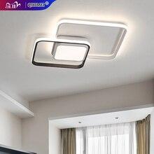 Новый дизайн светодиодный потолочный светильник для гостиной столовой спальни luminarias para teto светодиодный светильник s для дома светильник ing приспособление современный