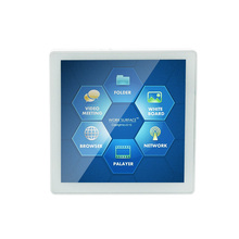 OEM/ODM 86*86mm Intelligent Touch Screen Lighting Control Panel Customize User Interface user