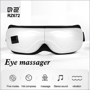 Image 5 - DZYTE Smart Eye Massager Wireless Electric Eye Massager Air Compression Vibration Magnetic Heated Goggles Anti Wrinkle Eye Care