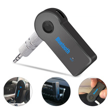 AUX 3.5mm Jack Bluetooth Receiver Car Wireless Adapter Handsfree Call Bluetooth Adapter Transmitter Auto Music Receiver