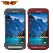 Oryginalny Samsung Galaxy S5 aktywny G870a czterordzeniowy 5.1 cali 2GB RAM 16GB ROM 16MP aparat dotykowy ekran odblokowany telefon komórkowy