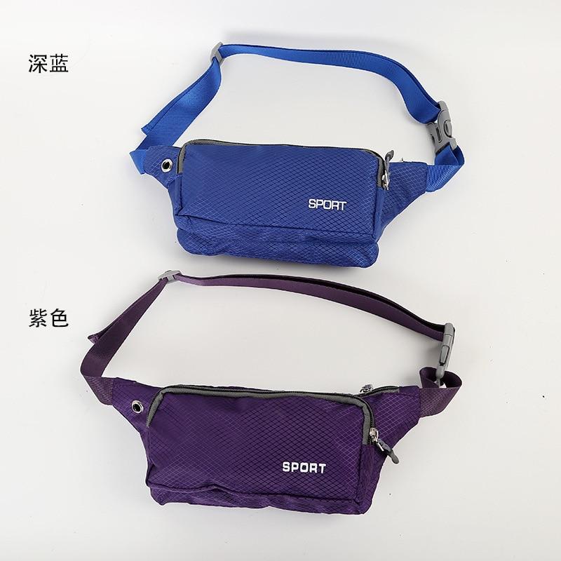 Fashion Wallet Casual Light Hiking Mountain Climbing Camping Wallet Bag Sui Shen Qi Line Wallet