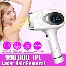 990000 flash IPL laser hair removal machine laser epilator hair removal Device p