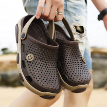 Original Classic Clogs Garden Flip Flops Water Shoes Men Summer Beach Aqua Slipper Outdoor Swimming Sandals Freesail Shoes(China)