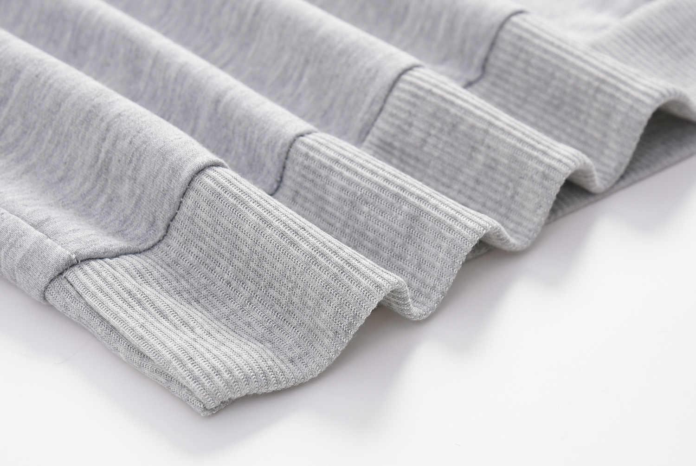 พิมพ์Kingสีเทา2020ออกแบบใหม่ขายร้อนHoodiesเสื้อผู้หญิงKawaii Harajukuเหงื่อสาวยุโรปเสื้อเกาหลี