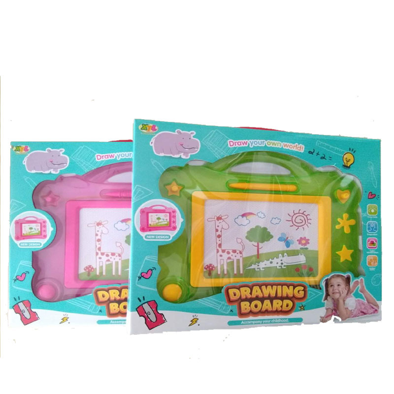 Children Color Painted Writing Board Educational Children Interest Training Drawing Board Writing Board Toys