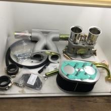 SherryBerg FAJS carburador kit de conversão para o único carb vergaser 40IDF kit carburador para BUG BESOURO clássico ÚNICO