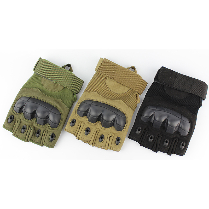 Outdoor Special Forces Half-Finger Tactical Gloves Bike Ride Mountaineering Combat Combat Fitness Anti-Slip Gloves