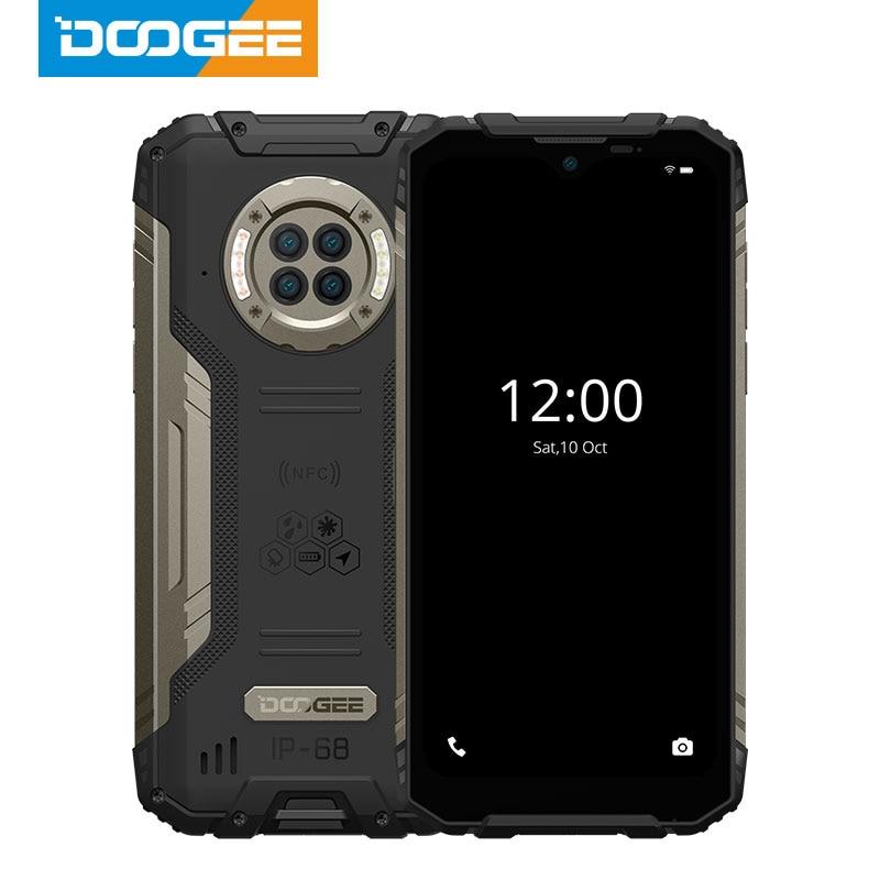 DOOGEE S96 Pro Водонепроницаемый смартфон с четырёхъядерным процессором Helio G90, ОЗУ 8 ГБ, ПЗУ 128 ГБ, 48 МП, 20 МП, 6350 мАч