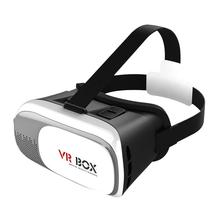 Portable 4.7-6inch Mobile Phone VR Glasses Box Movie 3D Goggles Headset Helmet Support Myopia Users Within 600 Degree