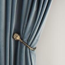 Затемняющие шторы для гостиной столовой спальни Голландия бархат