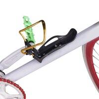 Gub adattatore per montaggio su portaborraccia per bicicletta MTB regolabile manubrio per bici da strada supporto per bottiglia per reggisella