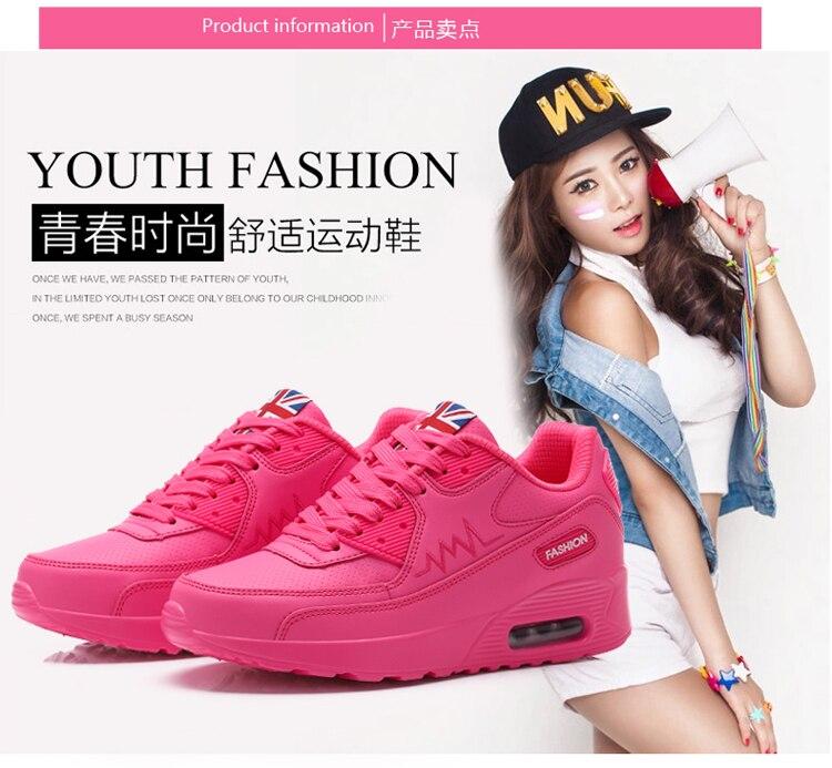 Sapatos de tênis